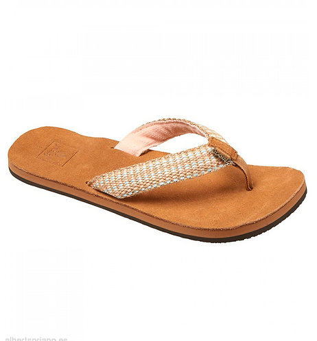 Sandalias chanclas cholas sandals Reef surf Gypsylove pastel