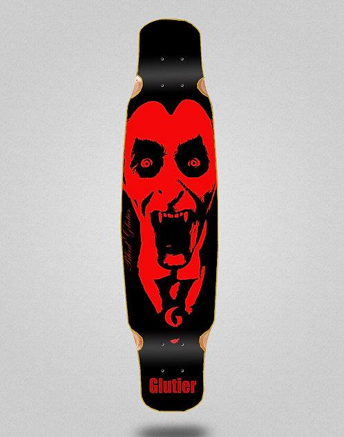 Glutier Castle king longboard deck dance 46x9