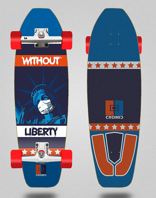 Cromic surfskate SGI Covid Without liberty 31.5