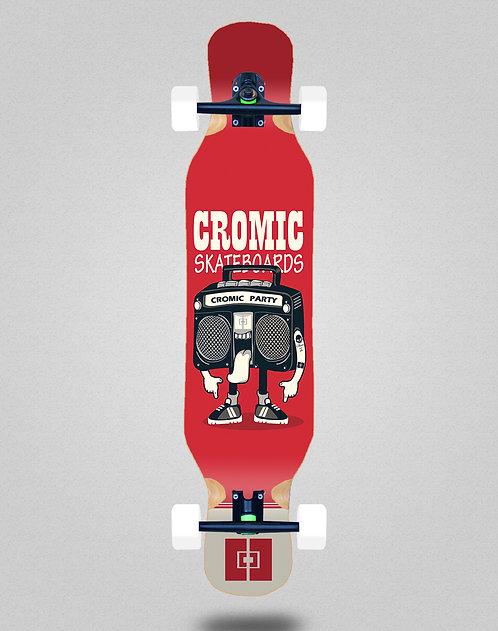 Cromic Party longboard complete 46x10