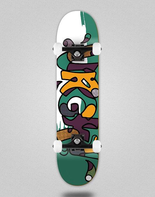 Urgh Modern green skate complete