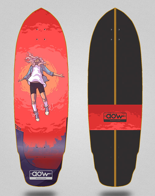 Aow surfskate deck Floating 32 special