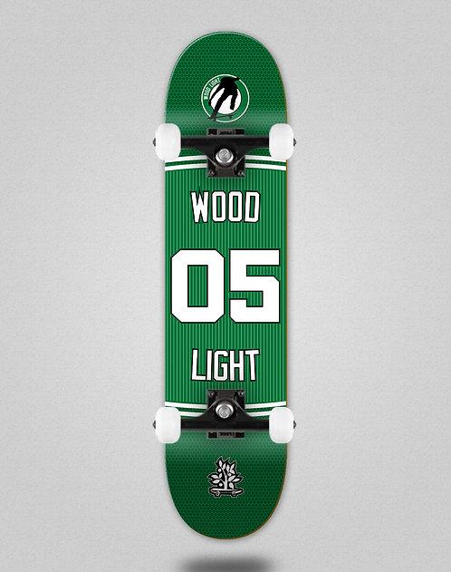 Wood light Basket 05 skate complete