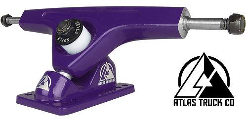 Atlas (set 2). Trucks 8mm 180mm 48° Purple