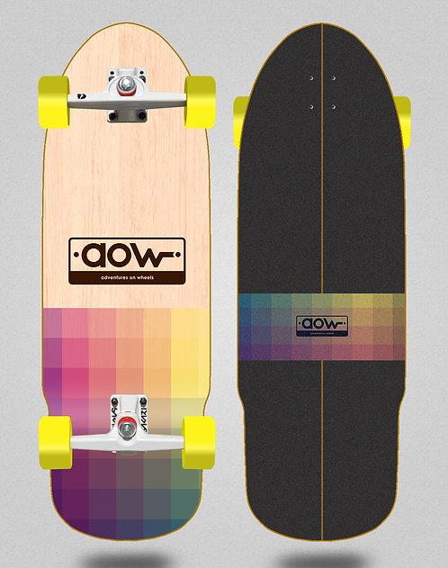 Aow surfskate SGI trucks Pixels 32