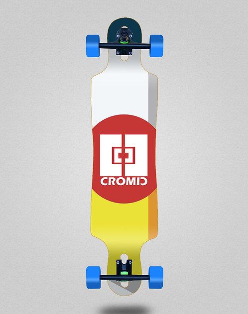Cromic Cefire longboard complete 40x9