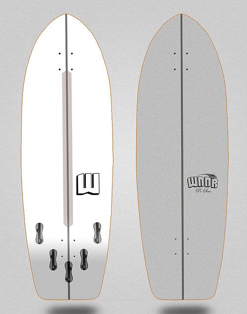 Wnnr surfskate deck K.L. 31