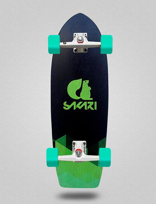 Sakari surfskate - Poison 29
