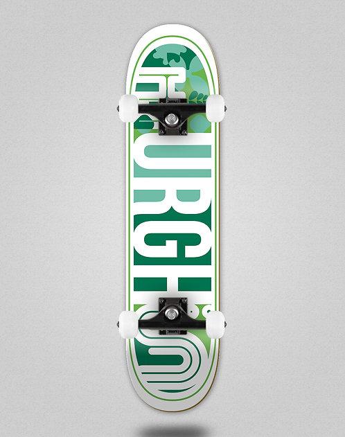 Urgh Leaf green skate complete