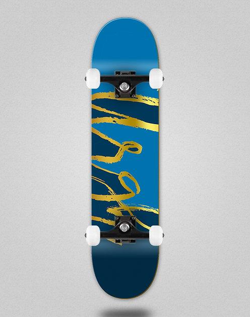 Urgh Tones blue navy skate complete