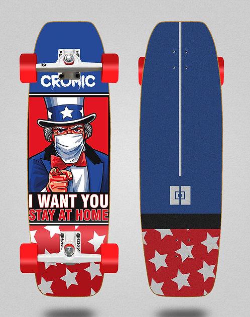 Cromic surfskate SGI Covid I want you 31.5