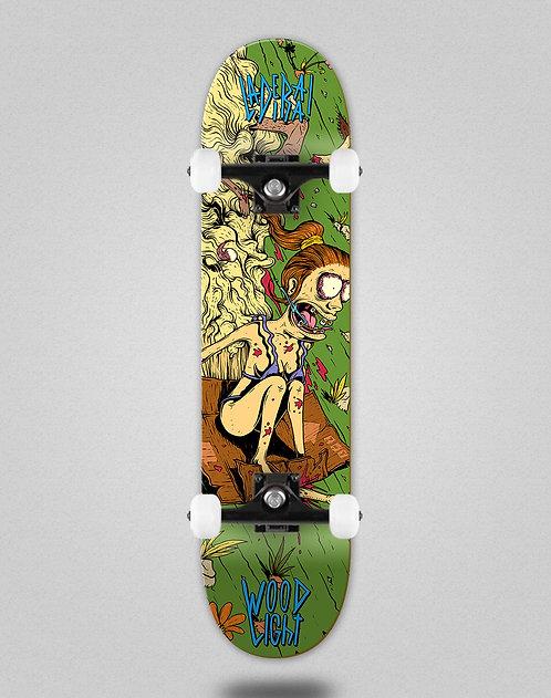 Wood light Ladeira series Alice skate complete