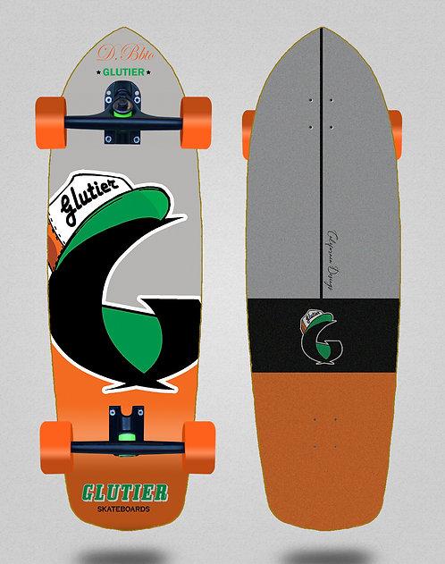 Glutier cruiser: California orange 34