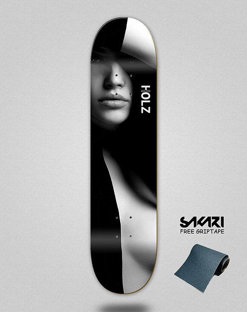 Holz Leroy Phy Clara skate deck
