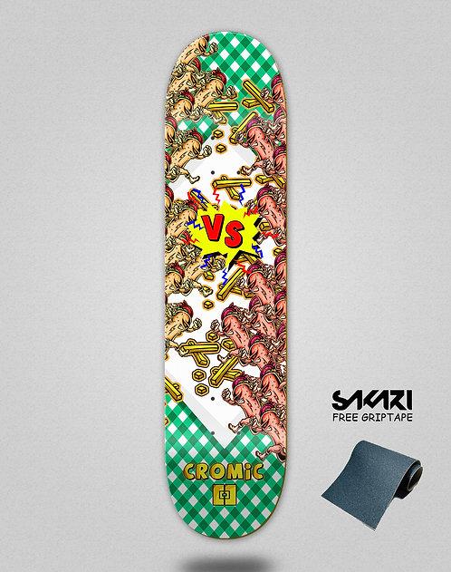 Cromic Versus skate deck