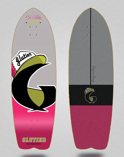 Glutier deck: California pink 29 fish