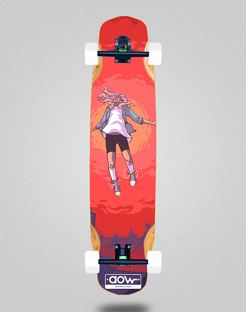 Aow Floating longboard complete 38x8.45