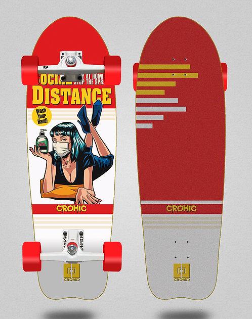 Cromic surfskate SGI Covid Social distance 31