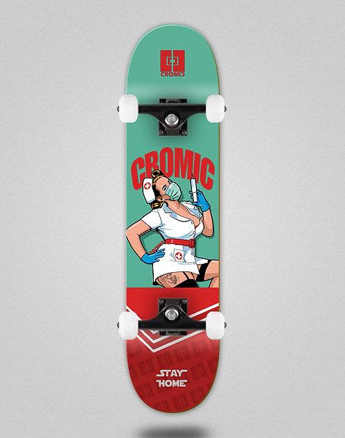 Cromic Covid Nurse skate complete