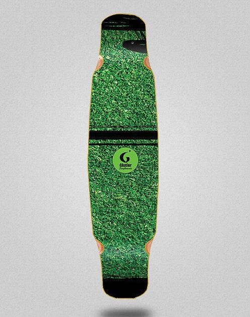 Glutier Grass new longboard deck dance 46x9