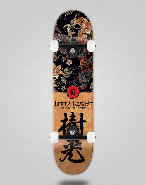 Wood light Japan series furia skate complete