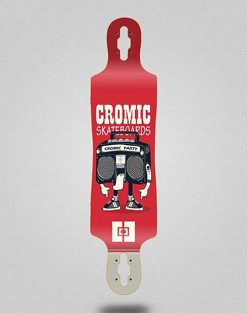 Cromic Party longboard deck 40x9