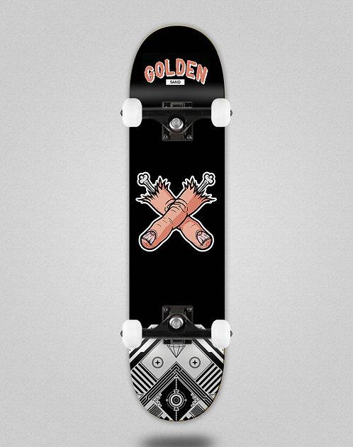 Golden Sand Fingers skate complete