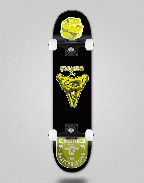 Cromic Eduardo Prieto Pro icon yellow skate complete