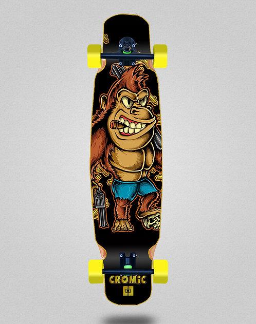 Cromic Donkey crazy food longboard dance complete mix bamboo 46x9