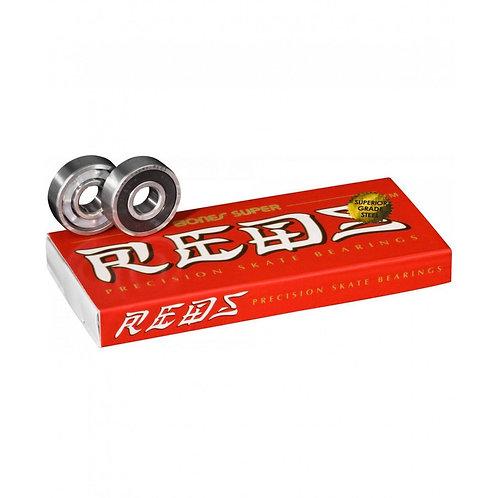 Bones Super Reds 8 Pack 8MM