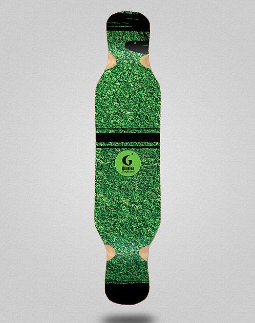 Glutier Grass new longboard deck 46x10