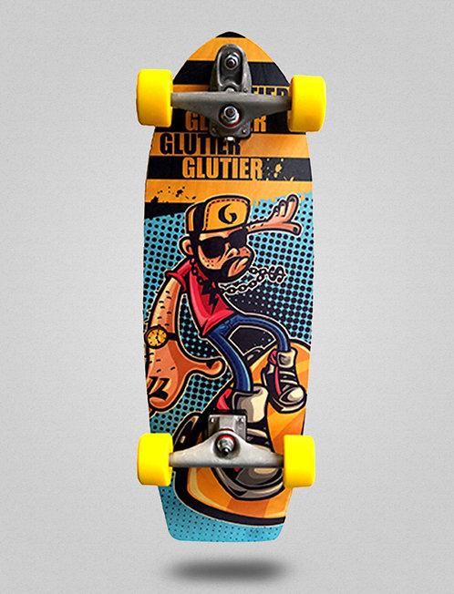 Glutier surfskate : Jhon Drugs 32