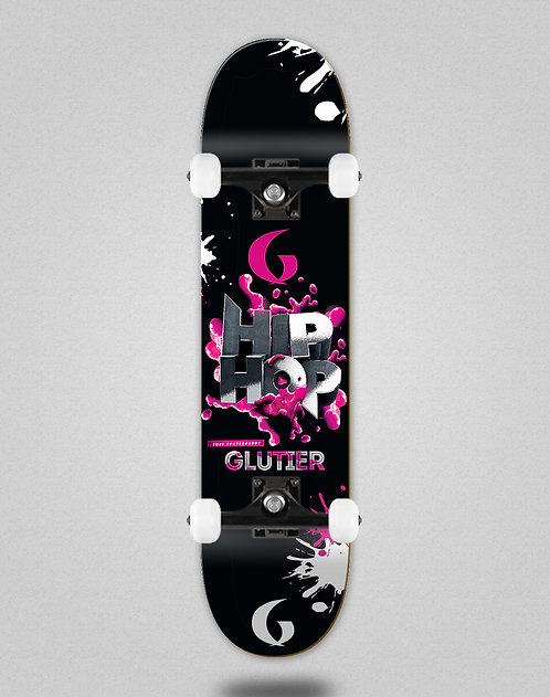 Glutier Hip silver skate complete