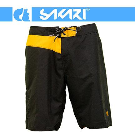 Sakari clothing - Boardshort Rob yellow