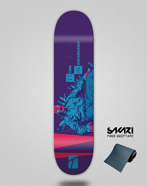 Txin Breaking txin skate deck