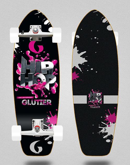 Glutier surfskate SGI trucks - Hip silver 31