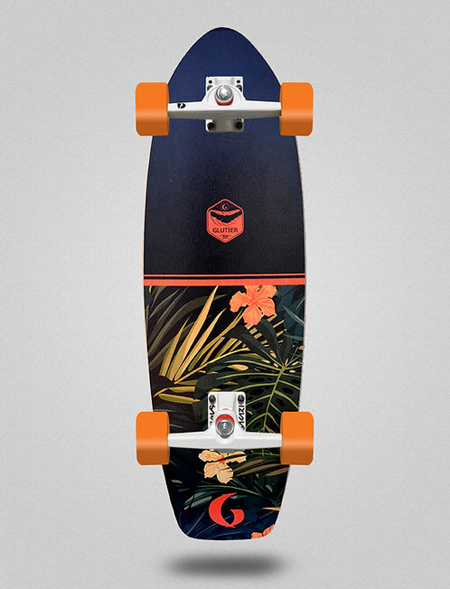 Glutier surfskate - Nayarit orange 31