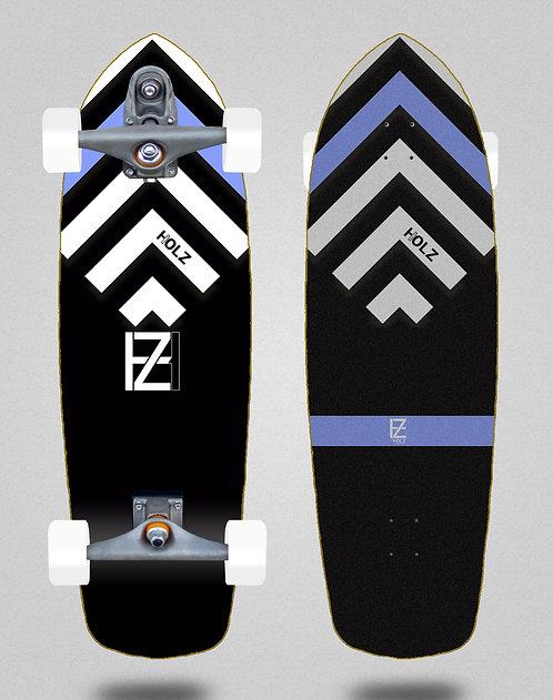 Holz surfskate T12 trucks Gram BW Akira black 34