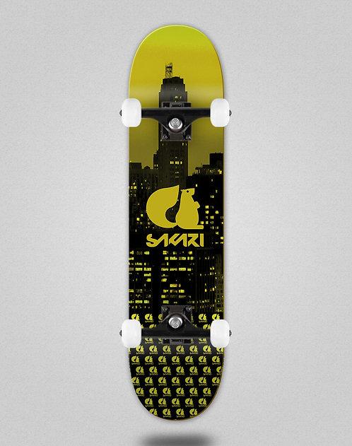 Sakari City yellow skate complete