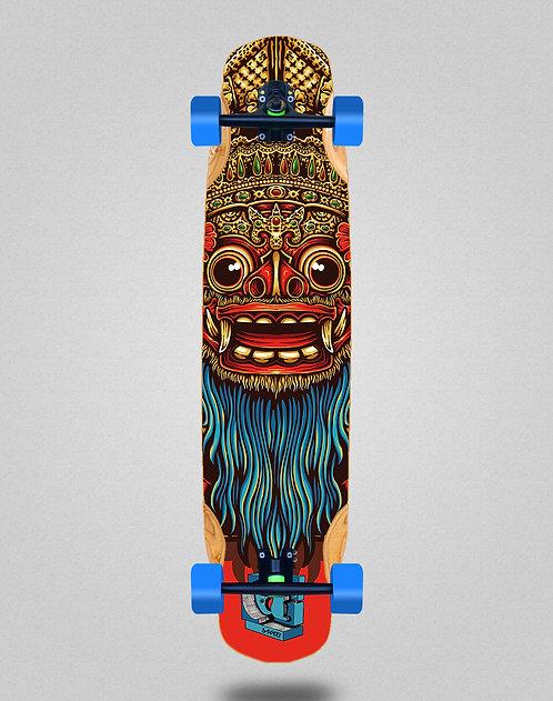 Sakari Denpasar longboard complete 38x8.45