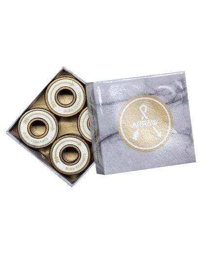 ARROW bearings Jura ceramics