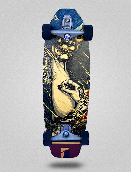 Txin surfskate - Takuma 31.5