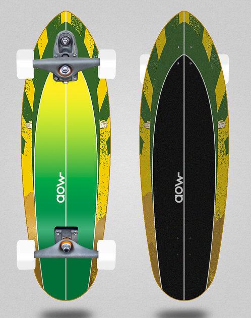 Aow surfskate T12 trucks Spc 32.5