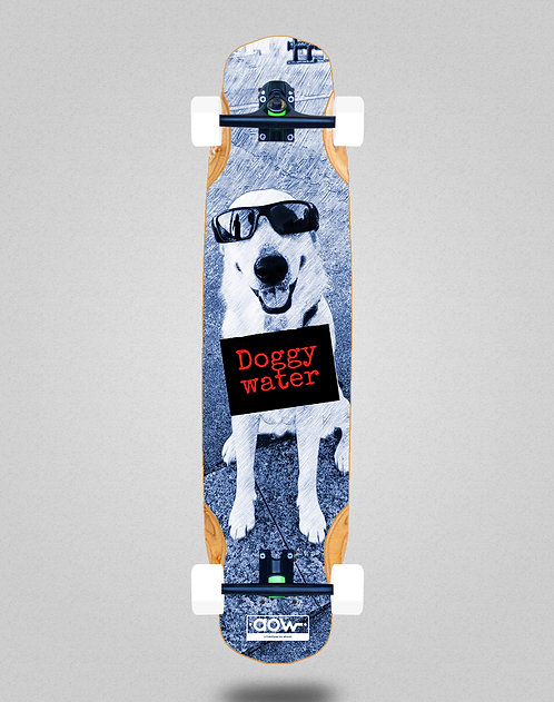 Aow Doggy water longboard complete 38x8.45