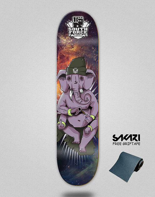 South force skate deck Spirit animal