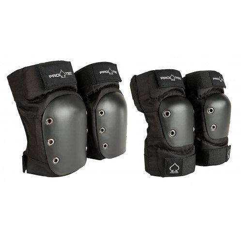Pro-tec Street Knee Elbow pads set