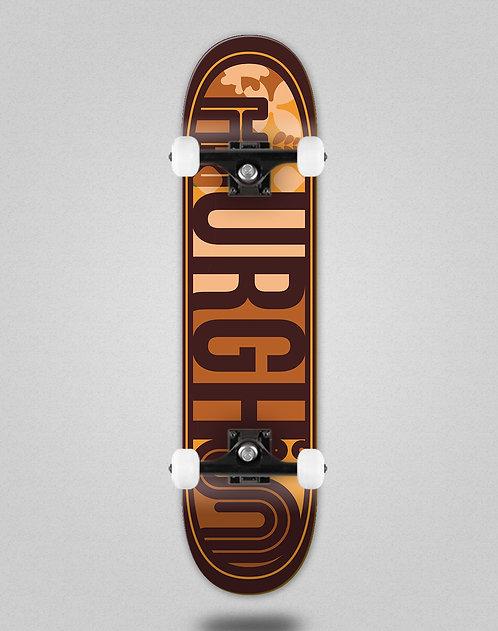 Urgh Leaf brown skate complete