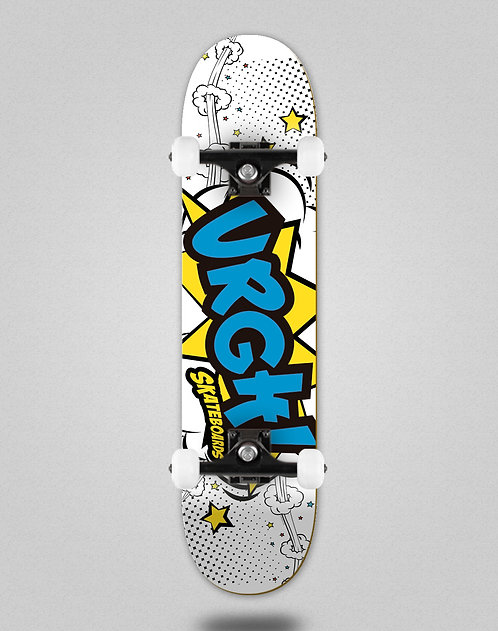 Urgh comic white skate complete