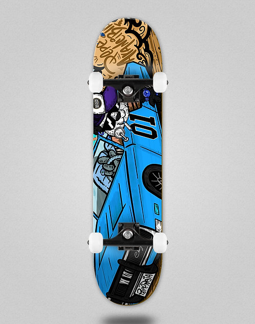 Skate shok complete Pepe Arancibia blue