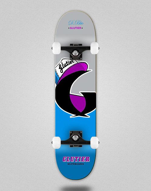 Glutier California blue skate complete